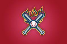 Xtreme Baseball Club Secondary Mark