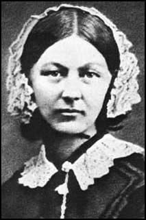 Florence Nightingale felt that she was called by God to do some kind of work for him; although she didn't know what. In those times, being a nurse was not a respectable job for a woman. In 1854 the Crimean war started. Nightingale volunteered. When Florence showed up in the army hospital she was appalled. There were diseases such as typhus, cholera and dysentery. She cleaned up the hospital and improving the quality of the sanitation; dramatically reducing the death rate of soldiers by 2/3.