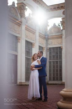 Wedding by Kliuchnyk_s