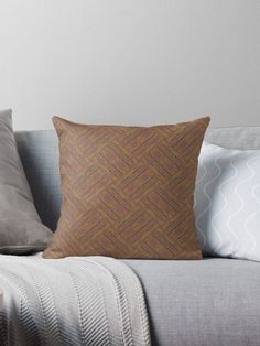 Tribal multicolor diagonal textured design throw pillow. Vibrant double-sided print throw pillows to update any room. Soft and durable 100% spun polyester cover with an optional polyester fill/insert. Concealed zip opening for a clean look and easy care. #redbubble #homedeco #throwpillow #homestyle #findyourthing #decoaddict #interiorandhome #decorinspo #interiordesigner #livingroomdecoration #livingroomdesign #homeinspiration Throw Pillows Bed, Bed Throws, Floor Pillows, Decorative Throw Pillows, Interior Stylist, Texture Design, Stripes Design, Home Decor Items, Wall Tapestry