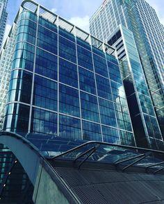 Canary wharf by cbw6656