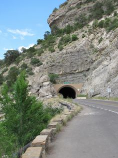 "The Only Tunnel by MythCreant, via Flickr. The only tunnel of its kind in New Mexico lies up the ""hill"" from Alamogordo, on the road to Cloudcroft."