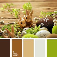 Цветовая палитра №3305 #color #palette #inspiration #colors #beautiful #green #and #beige #brown #gray
