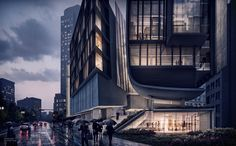 Day to Night: All Photoshop   Visualizing Architecture