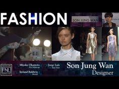 Son Jung Wan SS16 | New York Fashion Week | Exclusive Runway