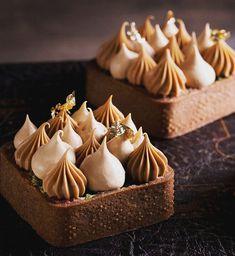 What is fruity tarts? - Page 16 of 30 - Dessert Quick Easy Desserts, Small Desserts, French Desserts, Gourmet Desserts, Party Desserts, Plated Desserts, Delicious Desserts, Dessert Recipes, Patisserie Fine