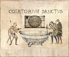 Colatorium Sanctus / Sacred Colander / Flying Spaghetti Monster / FSM