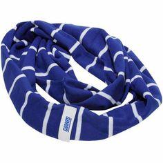 47 Brand New York Giants Ladies Kiowa Knit Infinity Scarf - Gray ...