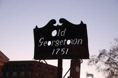 Old Georgetown - DC