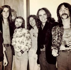 Genesis, 1973 My favorite band from the 70's.