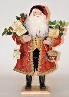 Colonial Santa No.22407 $400.00