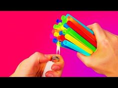 17 OF THE COOLEST DIY PROJECTS YOU CAN ACTUALLY MAKE IN 5 MINUTES - YouTube