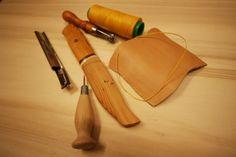 Gunnar Bergström - hand forged blade Sweden Rolling Pin, Sweden, Blade, Wood, Woodwind Instrument, Timber Wood, Trees, Llamas