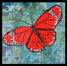 Butterfly Collage | Created by Baye Hunter. Blogged: www.all… | Flickr