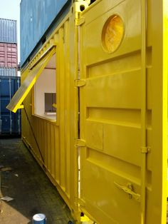 Perencanaan Proyek, Produksi Caffe Container - Cafe Container