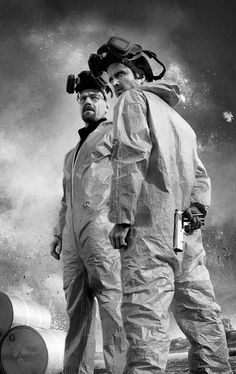 Breaking Bad. These boys have been making meth almost as good as moms, haha.