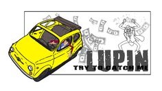 lupin 3d lupin try to catch me