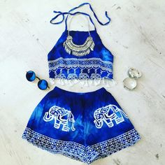 Shop this look now instore & online!  www.saintboutique.com  ✨ #saintboutique #bohemian #boutique #clothing #accessories #jewellery #homeware #boho #gyspy #instadaily #instafashion #ootd #wiwt #festivalstyle #bohostyle #fashion #follow4follow #like4like #follow #festival #holiday #summer #summerwishing #bohojewelry #gypsystyle #bohemia #bohostyle #trend #lookbook #elephant #tiedye