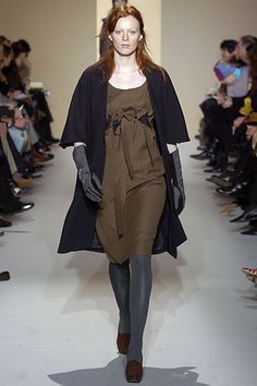 Marni Fall 2005 Ready-to-Wear - Collection - Gallery - Look 1 - Style.com