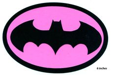 15 Batgirl Logo