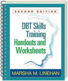 Featuring more than 225 user-friendly handouts and worksheets, this is an essential resource for clients in dialectical behavior therapy (DBT) skills training groups or individual therapy. All of the