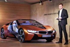 BMW i8 Spyder: BMW Elektro-Roadster kommt erst 2017 oder 2018