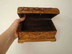 Vintage wedding box