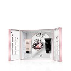 Coffret Fête des mères La Nuit Trésor Eau de Parfum   Pop up box I 2015