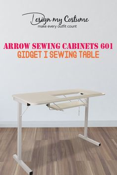 Arrow Sewing Cabinets Table, Arrow Sewing Cabinets Gidget Sewing Table, best sewing cabinets, best sewing tables, best sewing table, sewing cabinets for large machines, best portable sewing table, best sewing machine cabinets and tables, sewing machine workstation, sewing table, sewing cabinet reviews, sewing tables