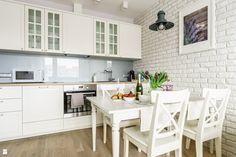 Kuchnia styl Prowansalski - zdjęcie od Anna Serafin Architektura Wnętrz - Kuchnia - Styl Prowansalski - Anna Serafin Architektura Wnętrz