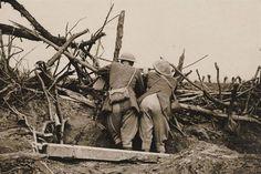 Fotos inéditas de la Primera Guerra Mundial - Cultura Colectiva - Cultura Colectiva