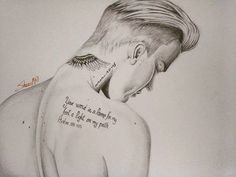 Wow! Amazing fanart of Justin. Had to reshare : @sharonmagnante http://ift.tt/2gMQi0J