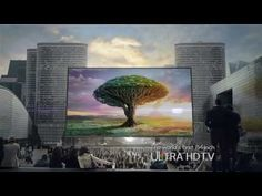 Immerse yourself in incredibly accurate and beautifully vivid detail. The Worlds' First 84 inch LG ULTRA HD TV delivers the most . Ultra Hd Tvs, Tv Commercials, First World, Pictures, Advertising, Humor, Products, Jokes, World