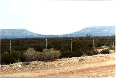 Castle Gap - If you look at early historical maps of West Texas you will see that most old trails heading west funnel through this gap. Cabeza de Vaca passed through the gap in the 1500's. The Great Comanche War Trail passed through, as did the Butterfield Overland stage (1858 - 1861) en route to fresh mules at Horsehead Crossing, a natural ford on the Pecos River.  A documented story relates that the treasure of Mexican emperor Maximilian, who passed through the gap was stashed here in…
