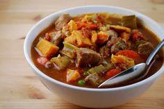 ragout de porc aux legumes facile cookeo, pour faire un plat principal délicieux voila la recette le plus facile de ragout de porc aux legumes facile cookeo : recette360.com