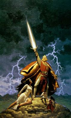Tim Hildebrandt - King of Sceptered Isle