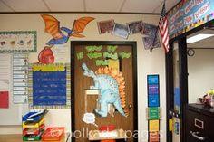 Classroom theme ideas. classroom-ideas