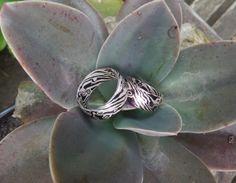 Mokume-gane trouwringen met Palladium en zilver
