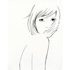 Sshhhh! Garance Doré ❤ liked on Polyvore featuring backgrounds, drawings, illustrations, art, drawing and fillers