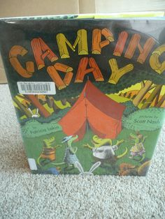 CAMPING book review