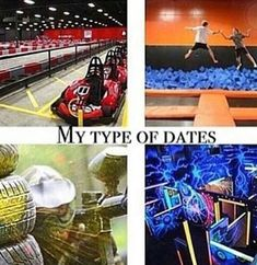 Paint Balling , Laser Tag, Race Carts, or skyzone #PANDORAvalentinescontest