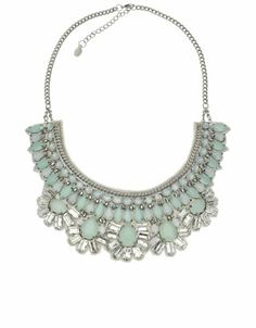 Antibes Pebble Statement Necklace