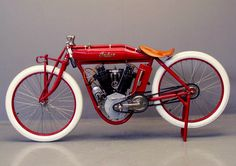 1913 Indian Boardtrack Racer