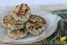 Wildtree's Chicken Apple and Sage Patties Recipe