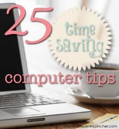 25 Time Saving Computer Tips Day 3: Three Most Used Shortcut Keys