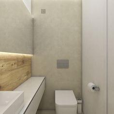 Moderní toaleta OSHI - vizualizace