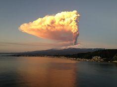 Mount Etna January 2012, Sicily