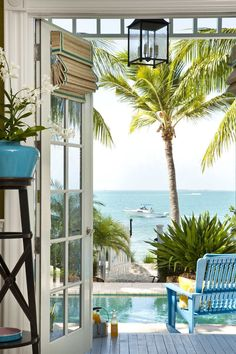 Key West Beach Cottage Designs and Homes. Living in Key West. The Lifestyle. Featured on Completely Coastal. Beach Cottage Style, Beach House Decor, Coastal Style, Coastal Decor, Home Decor, Key West Cottage, Key West House, West Home, Dream Beach Houses