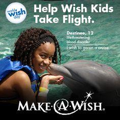 Help Wish Kids Take Flight @Linda Bruinenberg Bruinenberg Bruinenberg Bruinenberg Norris Rasowsky-A-Wish