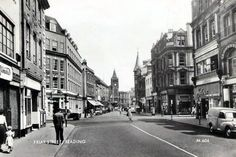 Reading, Friar Street